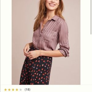 Cloth & Stone Grace Button Down - Maeve